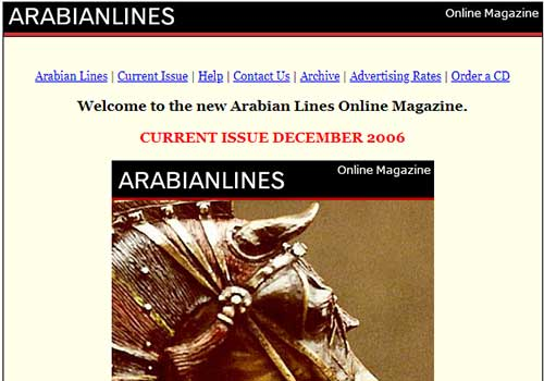 Arabian Lines Magazine